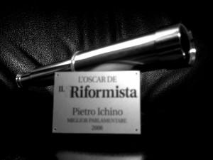 Il premio per il miglior parlamentare dell'anno - 2009