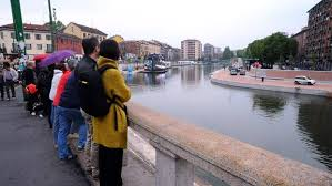 Milano stranieri darsena