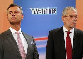 Presidenziali Austria