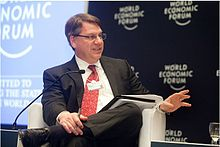 Rich Lesser, Presidente e CEO del Boston Consulting Group