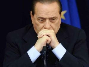 Berlusconi pensieroso
