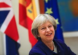 Theresa May, premier britannica dal 13 luglio 2016