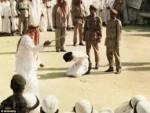 Una esecuzione capitale in Arabia Saudita