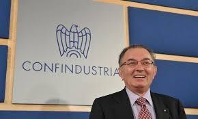Giorgio Squinzi, presidente di Confindustria nel 2014-15