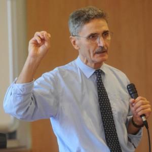 il prof. Sergio Fabbrini