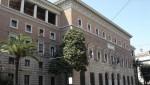 Il ministero della Giustizia, in via Arenula a Roma