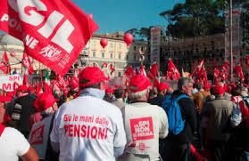 Cgil e pensioni