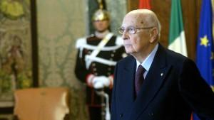 Giorgio Napolitano